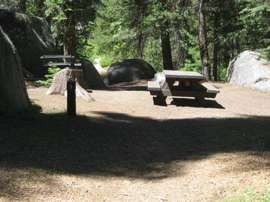 SILVER CREEK GROUP CAMPGROUND