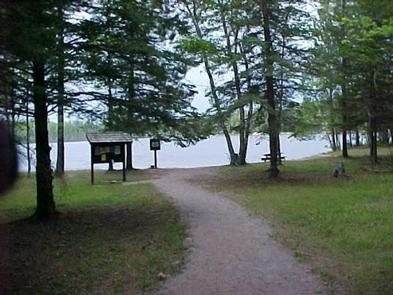 MORGAN LAKE CAMPGROUND AND GROUP SITE