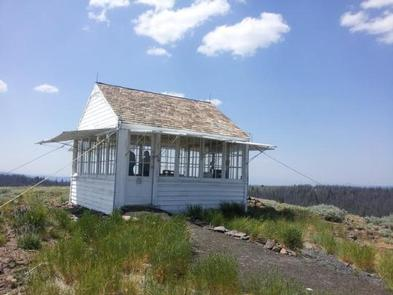 BALD BUTTE LOOKOUT
