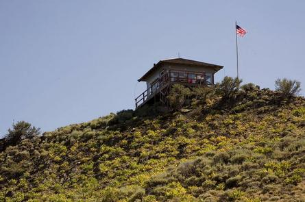 HAGER MOUNTAIN LOOKOUT