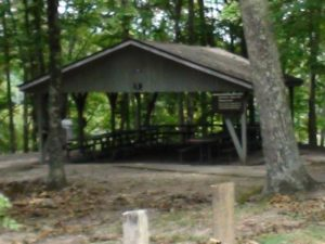 BURNSVILLE LAKE SHELTERS
