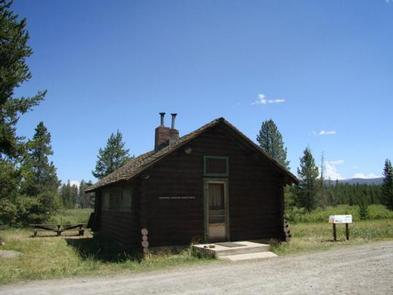 SQUIRREL MEADOWS CABIN