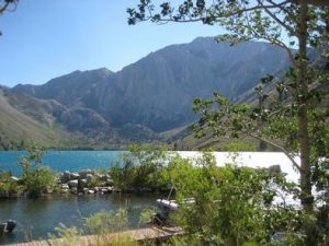 CONVICT LAKE CAMPGROUND