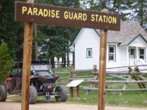 PARADISE GUARD STATION