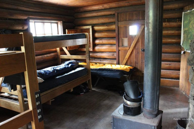 BATTLE RIDGE CABIN