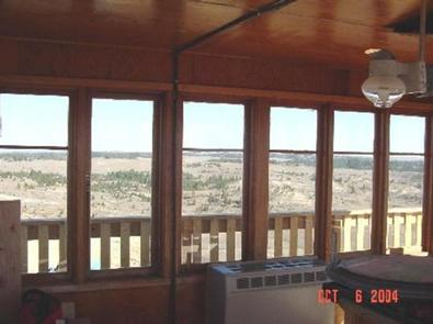 DIAMOND BUTTE LOOKOUT