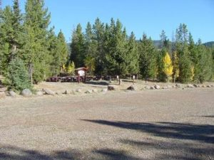 STEEL CREEK GROUP CAMPGROUND