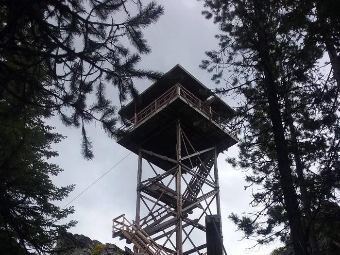UP UP LOOKOUT