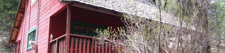 FOREST GLEN GUARD STATION