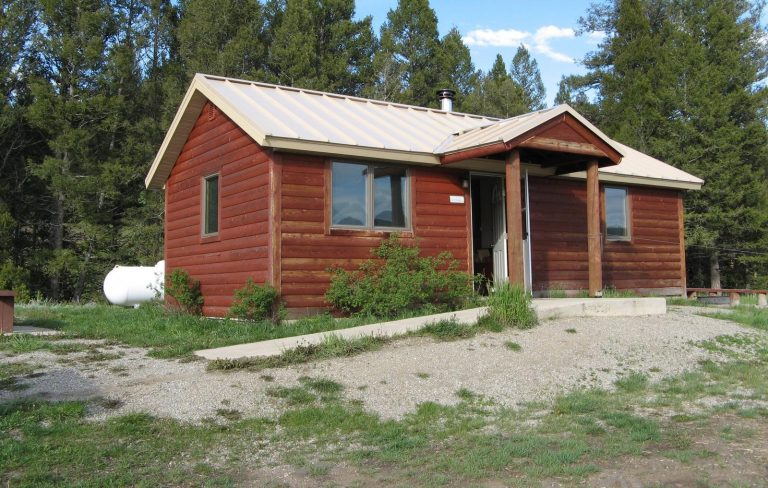 CALF CREEK CABIN