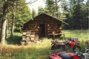 DEER CREEK CABIN (MT)