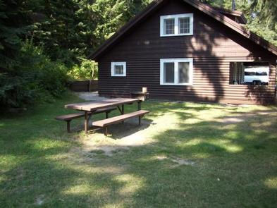 MAGEE RANGERS CABIN