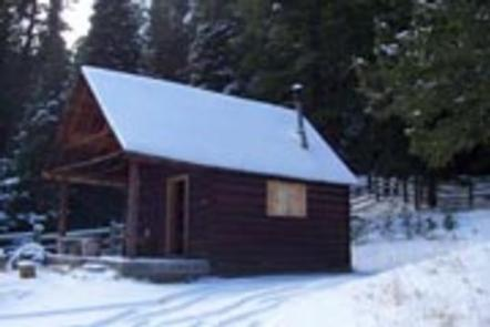 INDIAN FLATS CABIN