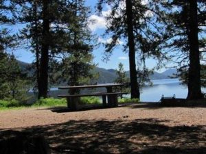 TALLY LAKE CAMPGROUND