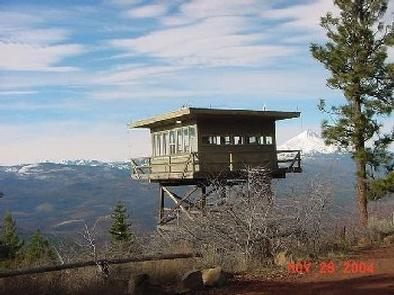 GREEN RIDGE LOOKOUT