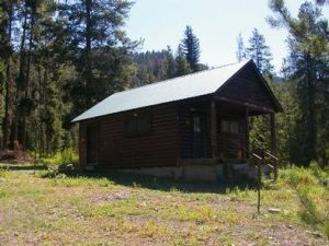 DEER CREEK CABIN (WY)