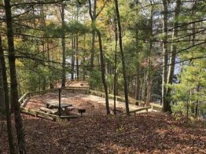 CHEOAH POINT CAMPGROUND