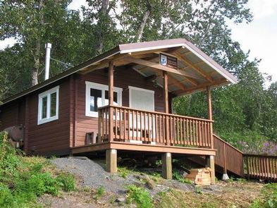 Kodiak National Wildlife Refuge Cabins