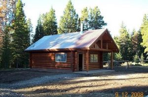 CRANDALL CREEK CABIN