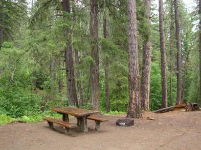 GROUSE CREEK GROUP SITE