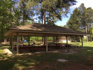 George Washington Birthplace National Monument Picnic Pavilion