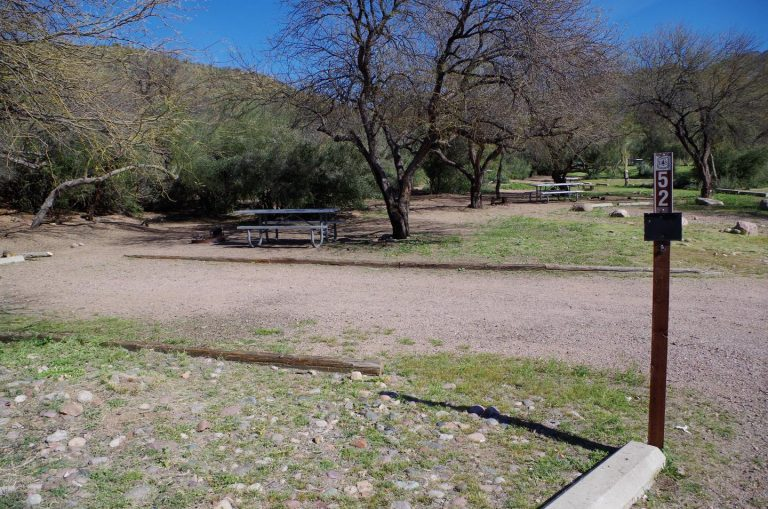 Burnt Corral Campground