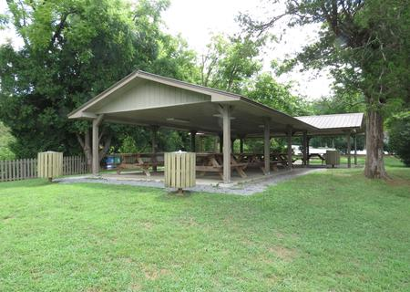 Dam Site Shelter