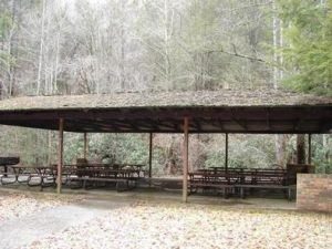 PHILLIP'S CREEK GROUP PICNIC AREA