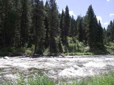 COLD SPRINGS CAMPGROUND - BOISE NF