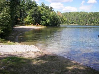 BOOT LAKE CAMPGROUND