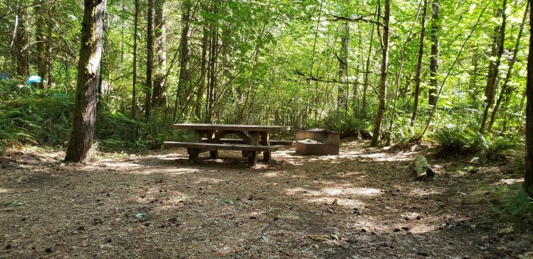 HORSESHOE BEND CAMPGROUND (OR)