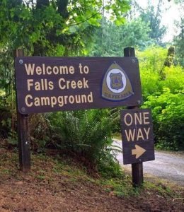 FALLS CREEK CAMPGROUND