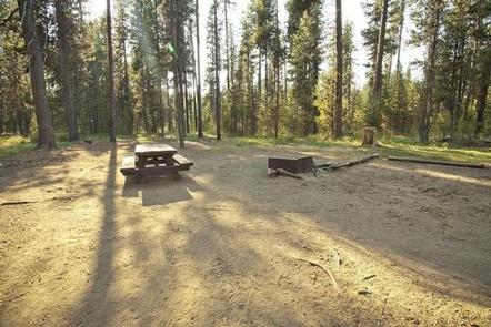 QUINN RIVER CAMPGROUND