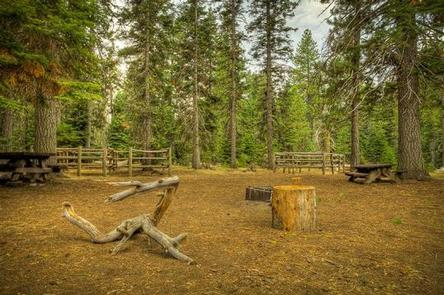 Whispering Pines Horse Camp