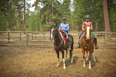 GRAHAM CORRAL HORSE CAMPGROUND