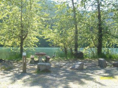 SANTIAM FLATS CAMPGROUND