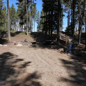 Fourmile Lake Campground