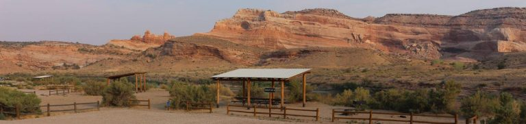 Dewey Bridge Group Sites
