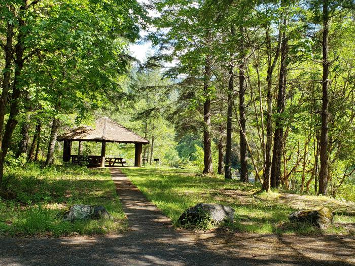 CANTON CREEK CAMPGROUND