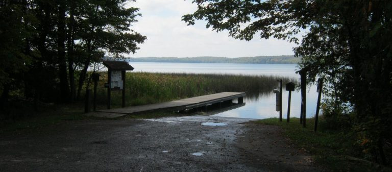 Kentuck Lake Campground