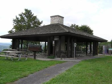 Seven Points Picnic Shelters