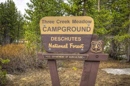 THREE CREEKS MEADOW CAMPGROUND