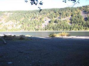 Kinnikinnick (Laurance Lake) Campground