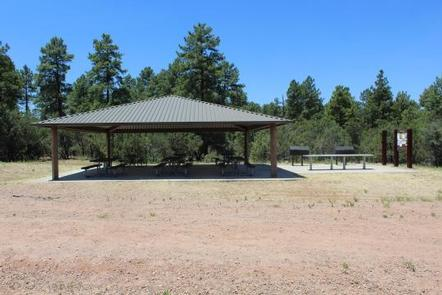 TIMBER CAMP RECREATION AREA and GROUP CAMPGROUNDS