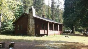 RED IVES CABIN
