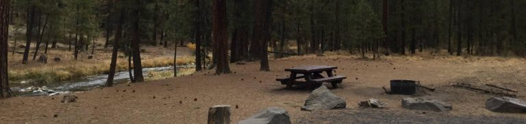 MCKAY CROSSING CAMPGROUND