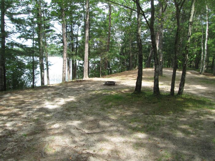 GOOSENECK LAKE DISPERSED CAMPSITE