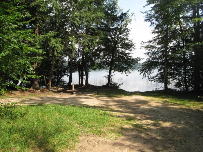 BASS LAKE DISPERSED CAMPSITE