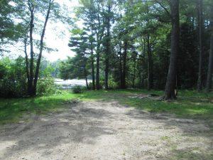 TRIANGLE LAKE DISPERSED CAMPSITE