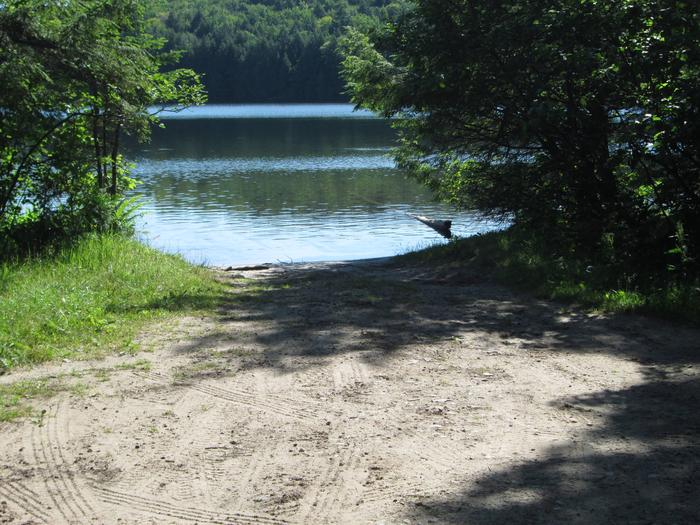 MINERVA LAKE DISPERSED CAMPSITE